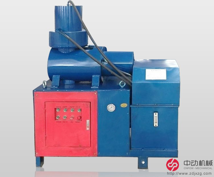 DDC-32D double cylinder steel hydraulic upsetting